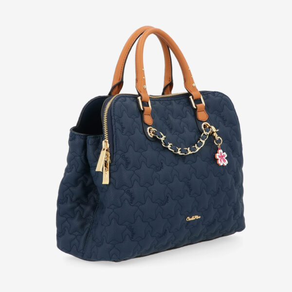 carlorino bag 0305051J 001 13 3 - City of Stars Top Handle