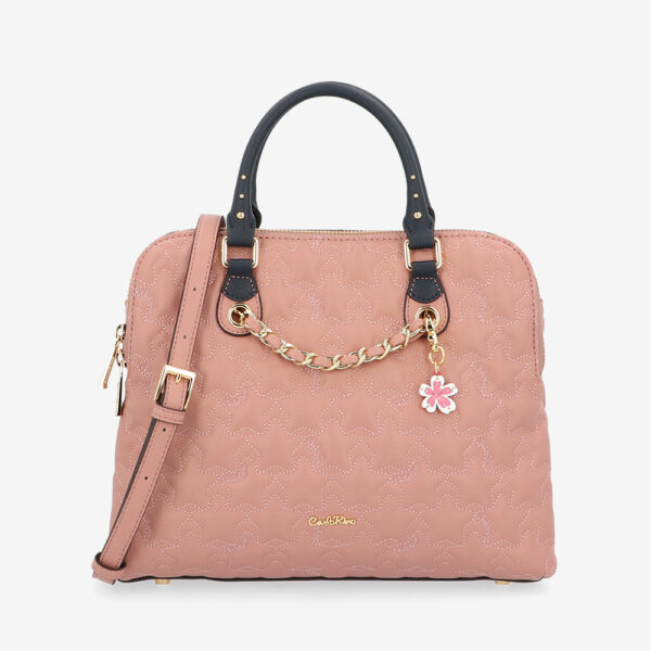 carlorino bag 0305051J 001 24 1 - City of Stars Top Handle