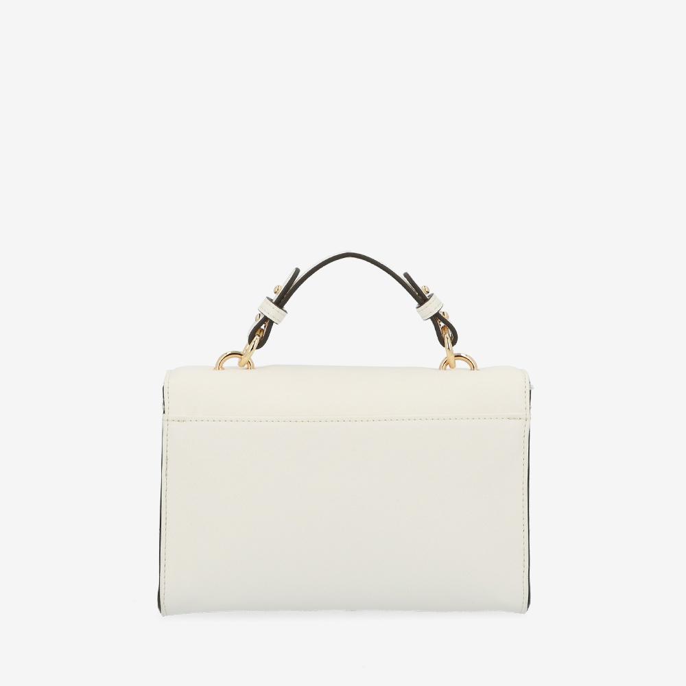 carlorino bag 0305058K 002 01 2 - Medallion Top Handle Bag
