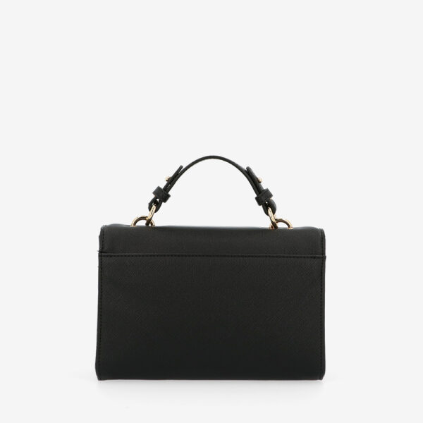 carlorino bag 0305058K 002 08 2 600x600 - Medallion Top Handle Bag