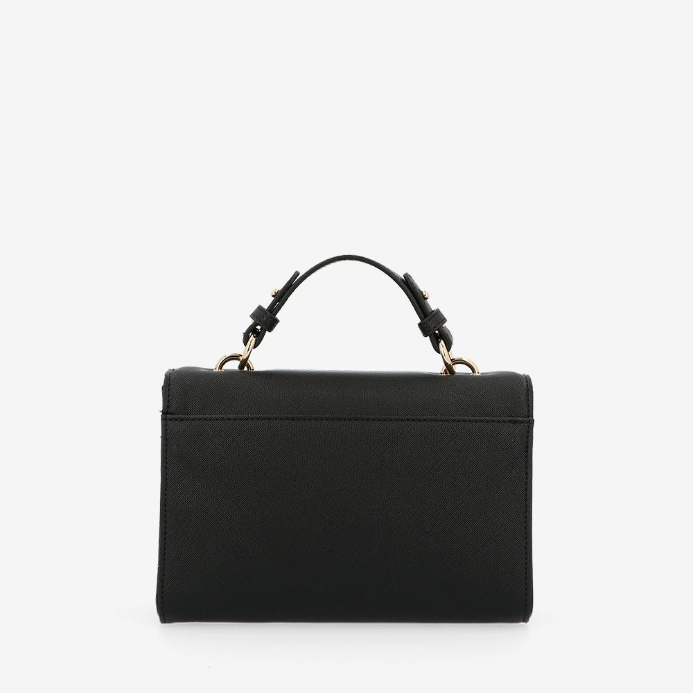 carlorino bag 0305058K 002 08 2 - Medallion Top Handle Bag