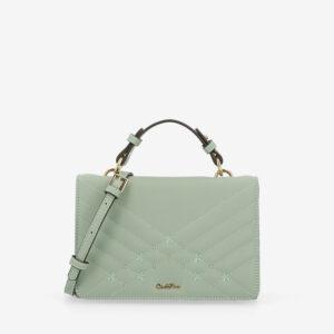 carlorino bag 0305058K 002 26 1 300x300 - Medallion Top Handle Bag