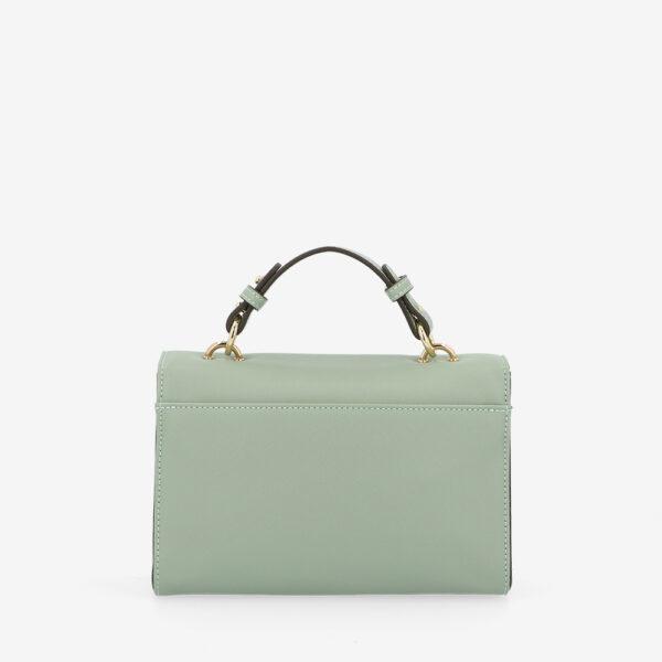 carlorino bag 0305058K 002 26 2 600x600 - Medallion Top Handle Bag