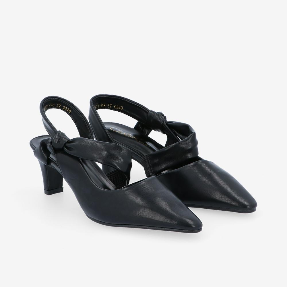 "carlorino shoe 33310 K001 08 1 - Daringly Bold 2"" Pumps"