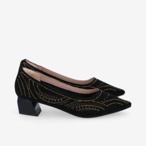 "carlorino shoe 33310 K005 08 2 300x300 - Splendour Grandeur 1 1/2"" Pointed Toe Pump"