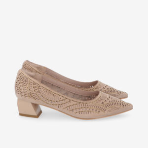 "carlorino shoe 33310 K005 31 2 - Splendour Grandeur 1 1/2"" Pointed Toe Pump"