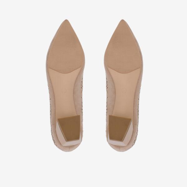 "carlorino shoe 33310 K005 31 5 - Splendour Grandeur 1 1/2"" Pointed Toe Pump"