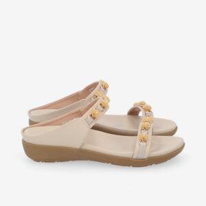 carlorino shoe 33370 J005 21 2 300x300 - Pretty Preppy Slip-on Flat Sandals