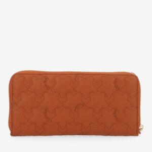 carlorino wallet 0305051J 501 05 2 - City of Stars Zip-around long wallet