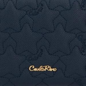 carlorino wallet 0305051J 501 13 5 - City of Stars Zip-around long wallet