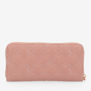 carlorino wallet 0305051J 501 24 2 - City of Stars Zip-around long wallet