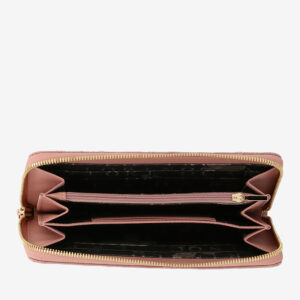 carlorino wallet 0305051J 501 24 4 - City of Stars Zip-around long wallet