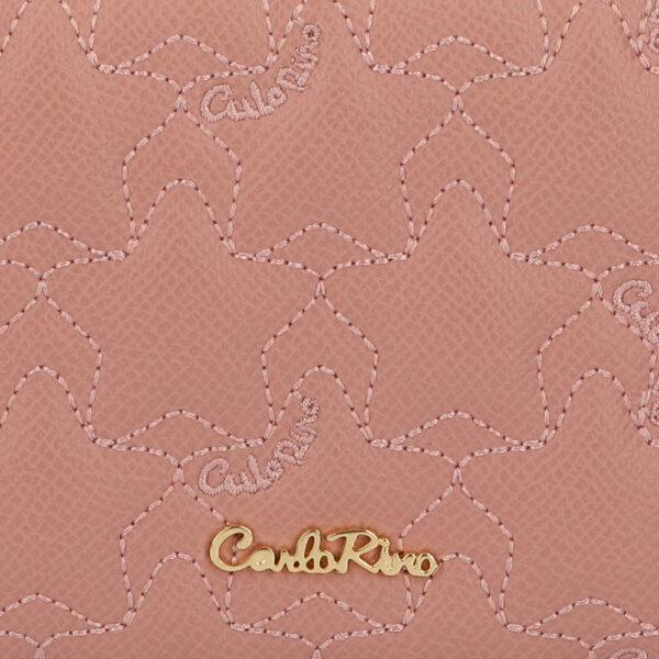 carlorino wallet 0305051J 501 24 5 - City of Stars Zip-around long wallet