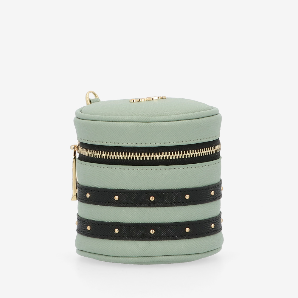 carlorino wallet 0305057K 701 26 3 - That's So Chic! Cylinder Wrislet