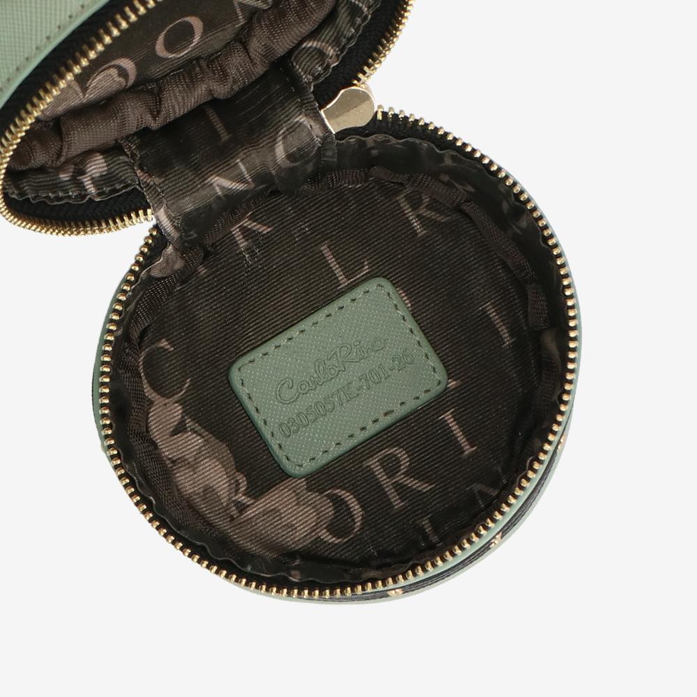 carlorino wallet 0305057K 701 26 4 - That's So Chic! Cylinder Wrislet