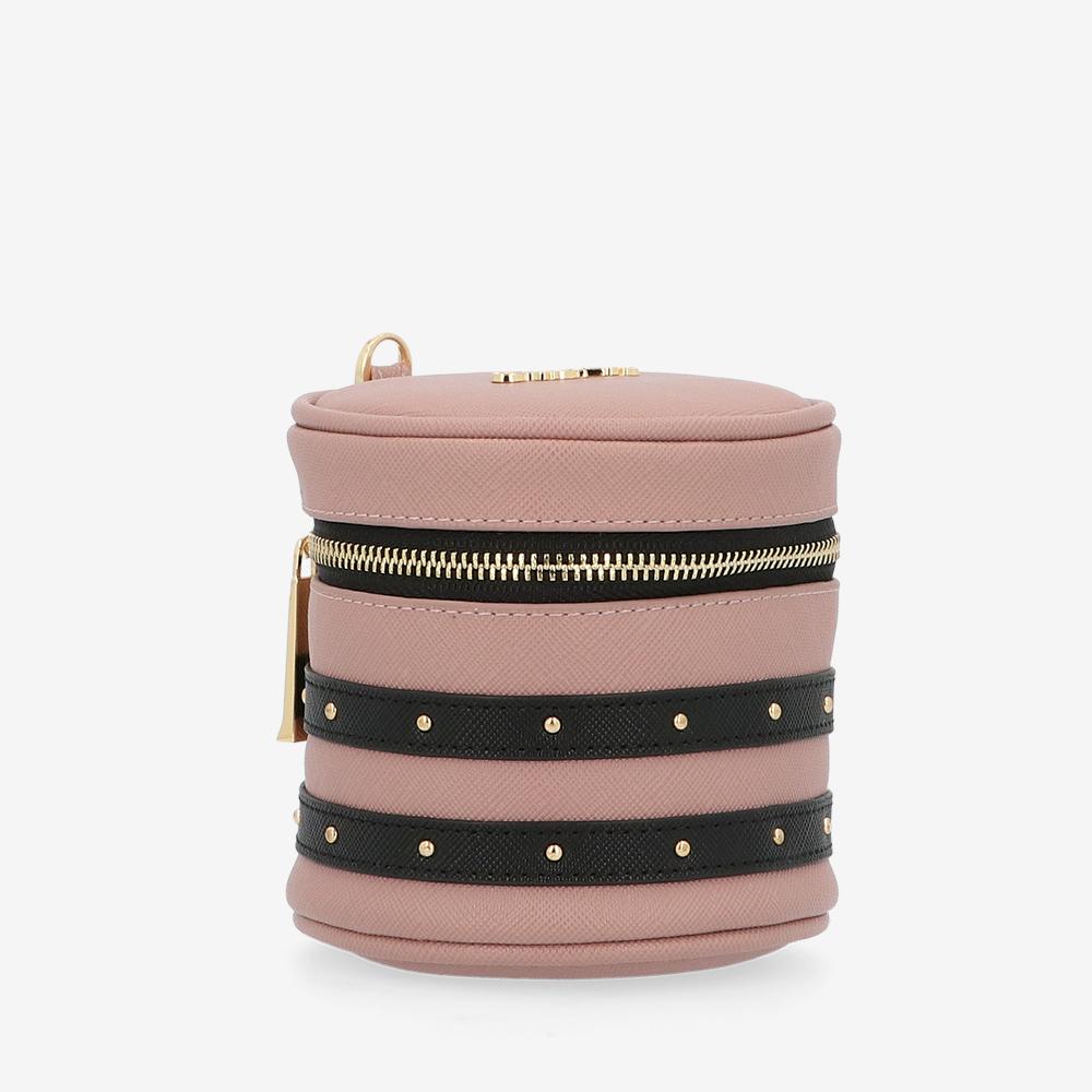 carlorino wallet 0305057K 701 59 3 - That's So Chic! Cylinder Wrislet