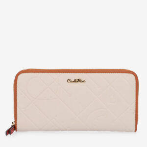 carlorino wallet 0305105K 502 21 1 300x300 - Perfect Blush Zip-Around Long Wallet
