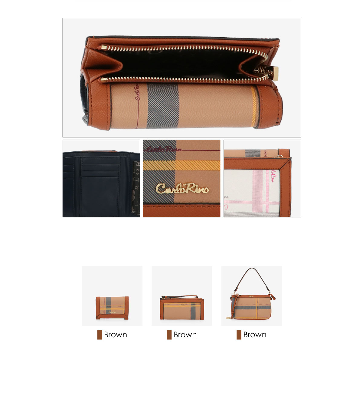 0305062J 501 05 3 - Mix of Favourites 2-fold Short Wallet