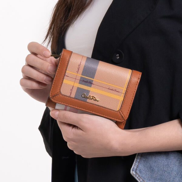 0305062J 501 05 - Mix of Favourites 2-fold Short Wallet