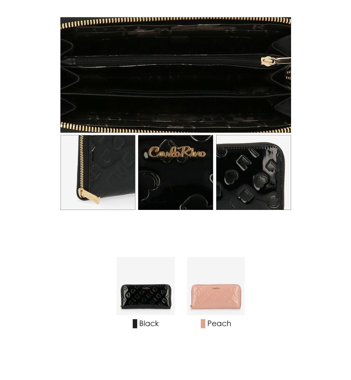 0305070K 502 3 - Moment of Luxe Zip-around Wallet