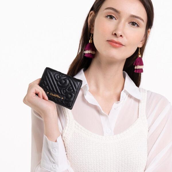 0305135J 701 08 - Dangerously Black Card Holder