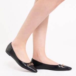 33320 J012 08 1 300x300 - City Sparkle Pointed Toe Ballerina Flats