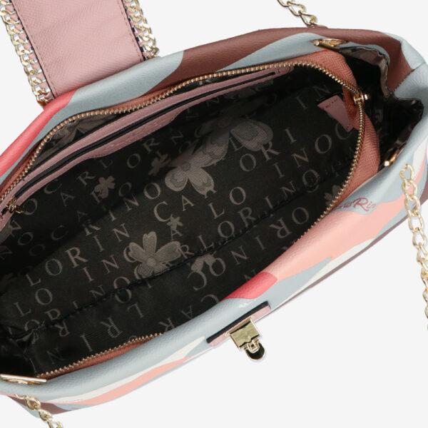 carlorino bag 0304947H 001 24 4 600x600 - Good Times With Print Tote Bag