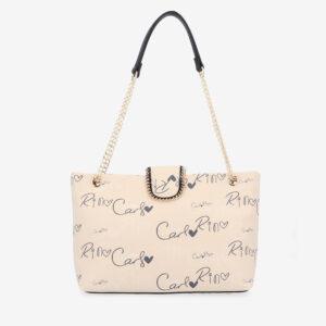 carlorino bag 0304947H 002 08 2 300x300 - Good Times With Print Tote Bag