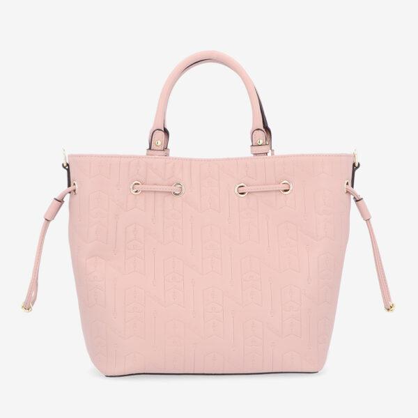 carlorino bag 0305050J 001 24 2 600x600 - Fashion Forward 2-in-1 Drawstring Top Handle