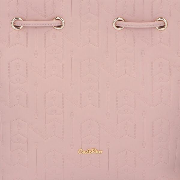 carlorino bag 0305050J 001 24 5 600x600 - Fashion Forward 2-in-1 Drawstring Top Handle