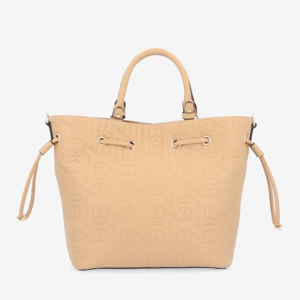 carlorino bag 0305050J 001 31 2 600x600 - Fashion Forward 2-in-1 Drawstring Top Handle