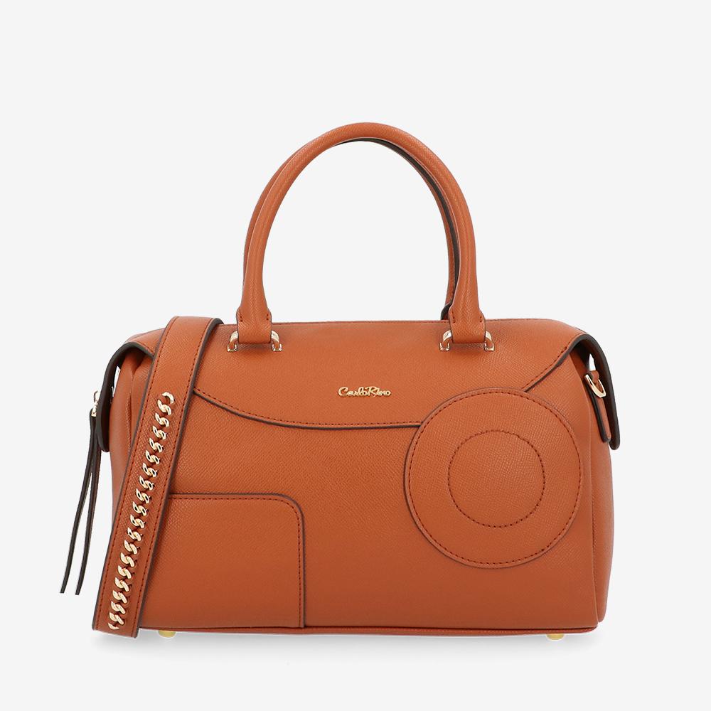 carlorino bag 0305068K 002 05 1 - Sunset Candy Boston Bag