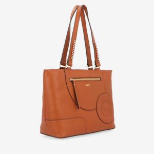 carlorino bag 0305068K 004 05 3 - Sunset Candy Shoulder Tote