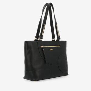 carlorino bag 0305068K 004 08 3 - Sunset Candy Shoulder Tote