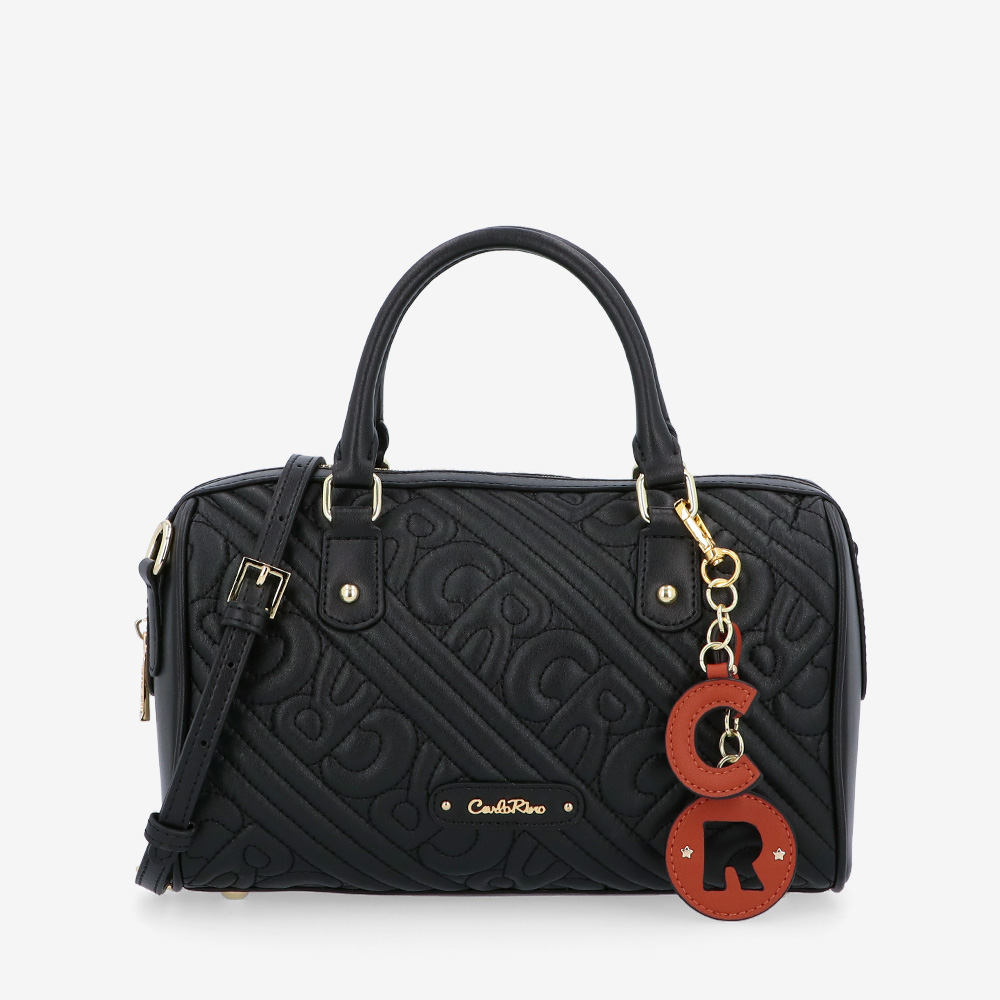 carlorino bag 0305135J 001 08 1 - Dangerously Black Boston