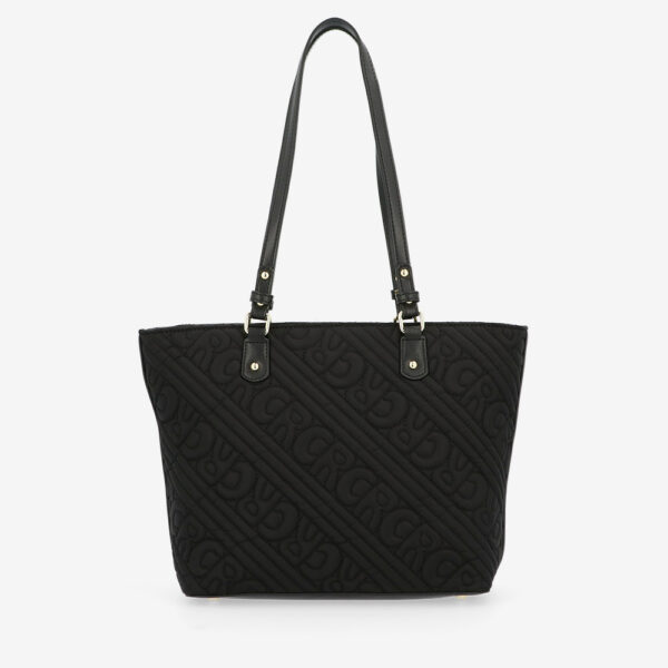 carlorino bag 0305135J 104 08 2 - Dangerously Black Tote