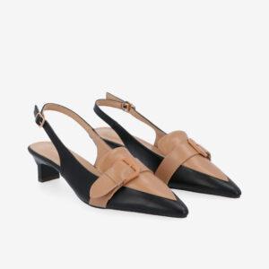 carlorino shoe 33310 J006 08 1 300x300 - 1.5'' One Step Ahead Slingback Heels
