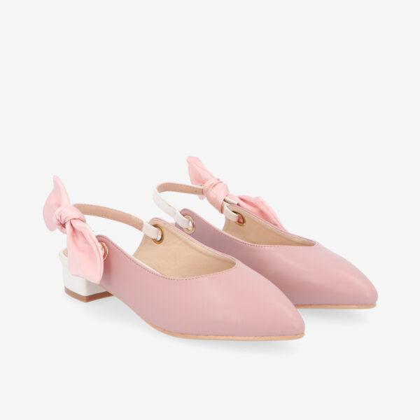 "carlorino shoe 33310 K007 24 1 - Whisper And Sway 1"" Slingback Heels"