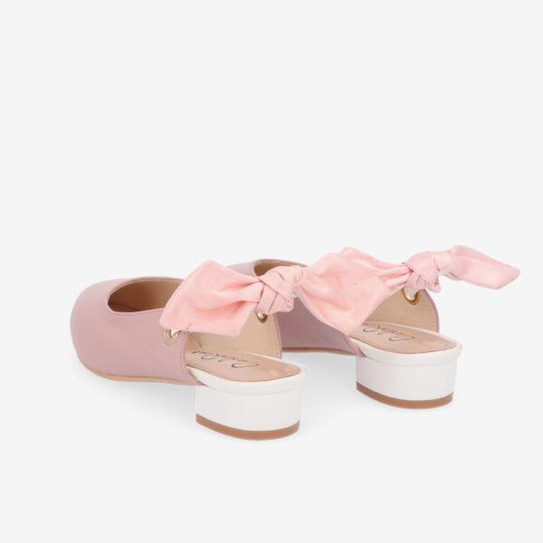 "carlorino shoe 33310 K007 24 4 - Whisper And Sway 1"" Slingback Heels"