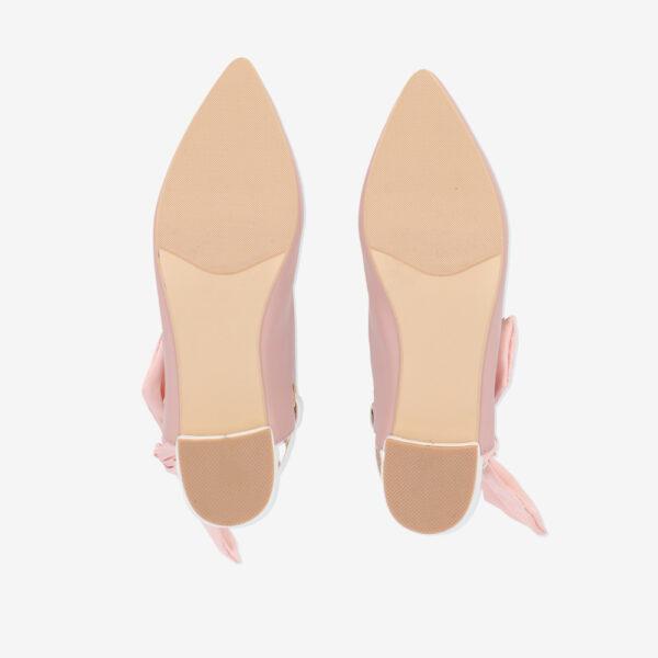 "carlorino shoe 33310 K007 24 5 - Whisper And Sway 1"" Slingback Heels"