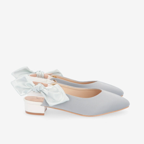 "carlorino shoe 33310 K007 28 2 - Whisper And Sway 1"" Slingback Heels"