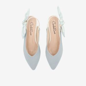 "carlorino shoe 33310 K007 28 3 - Whisper And Sway 1"" Slingback Heels"