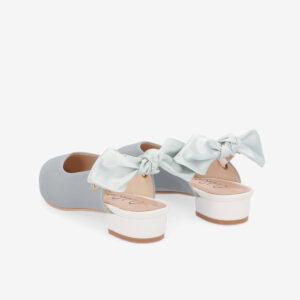 "carlorino shoe 33310 K007 28 4 - Whisper And Sway 1"" Slingback Heels"