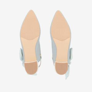 "carlorino shoe 33310 K007 28 5 - Whisper And Sway 1"" Slingback Heels"