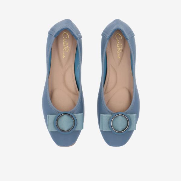 carlorino shoe 33320 K010 23 3 - Get Tangled Up Ballerina Flats
