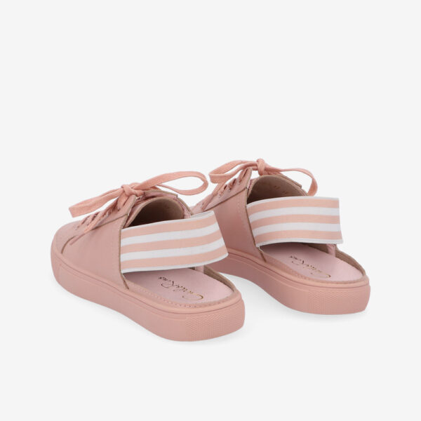 carlorino shoe 33350 K002 47 4 - Be Your Everything Slingback Sneakers