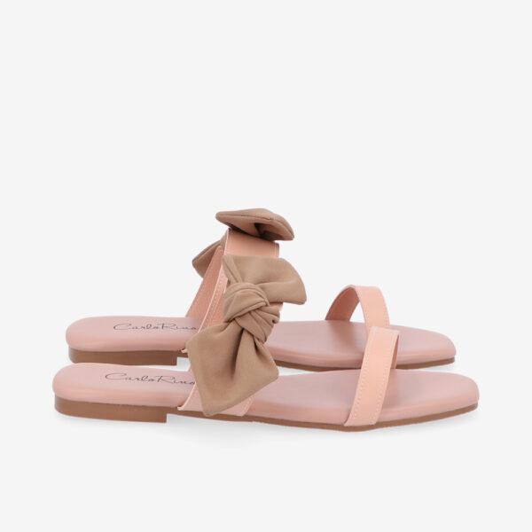 carlorino shoe 33370 K004 24 2 - Love You More Flat Sandals