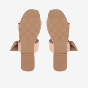 carlorino shoe 33370 K004 24 5 - Love You More Flat Sandals