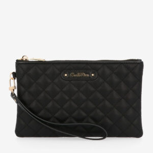 carlorino wallet 0304323A 701 08 1 300x300 - Black In Love with Quilt Chain Link Zip wallet