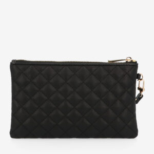 carlorino wallet 0304323A 701 08 2 300x300 - Black In Love with Quilt Chain Link Zip wallet